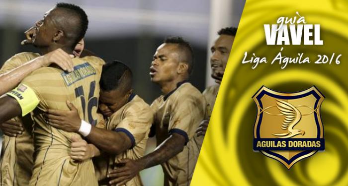 Guía VAVEL Liga Águila 2016-I: Rionegro Águilas