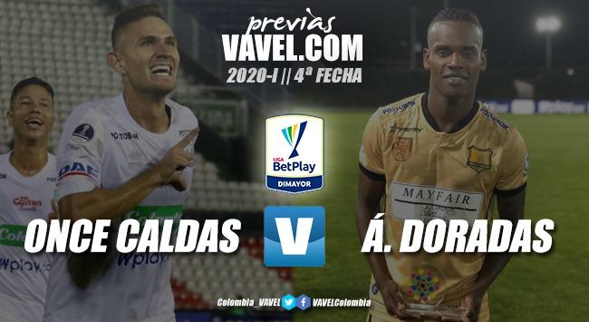 Previa Once Caldas vs. Rionegro Águilas: por la primera victoria en casa