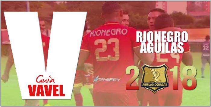 Guía VAVEL Liga Águila 2018-I: Rionegro Águilas