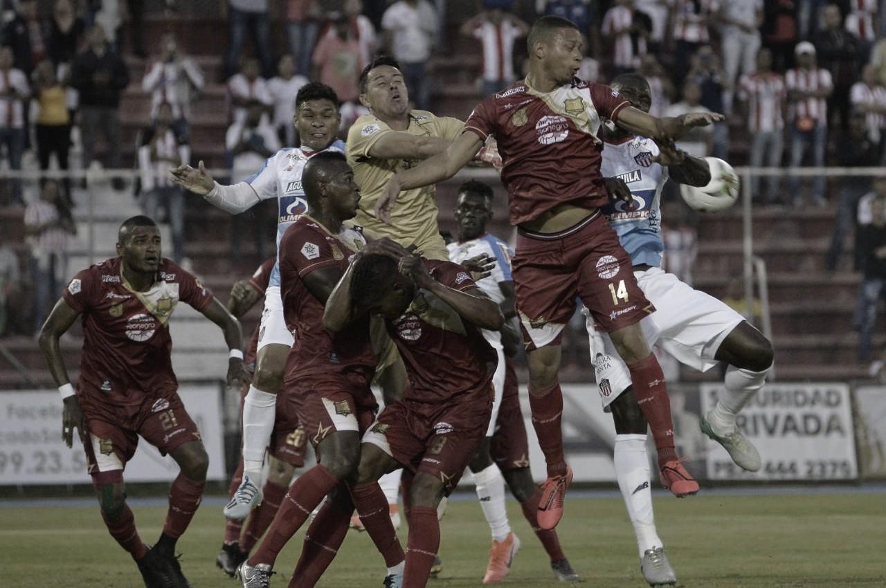 Análisis: Junior pierde terreno en la Liga Aguila