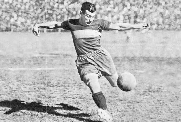 El debut de Francisco Varallo con la azul y oro