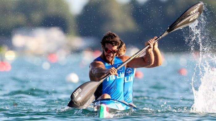 Diretta Rio 2016 in Finali Canoa Sprint - Ripamonti e Dressino sesti nel K2 1000m