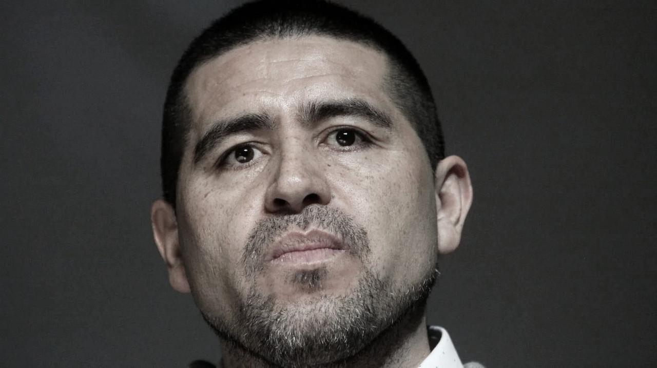 "Juan Román Riquelme: ""Si hay unión, yo puedo pensar en ser presidente"""