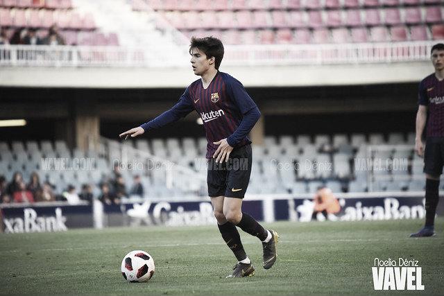 Riqui Puig, candidato al 'Golden Boy'