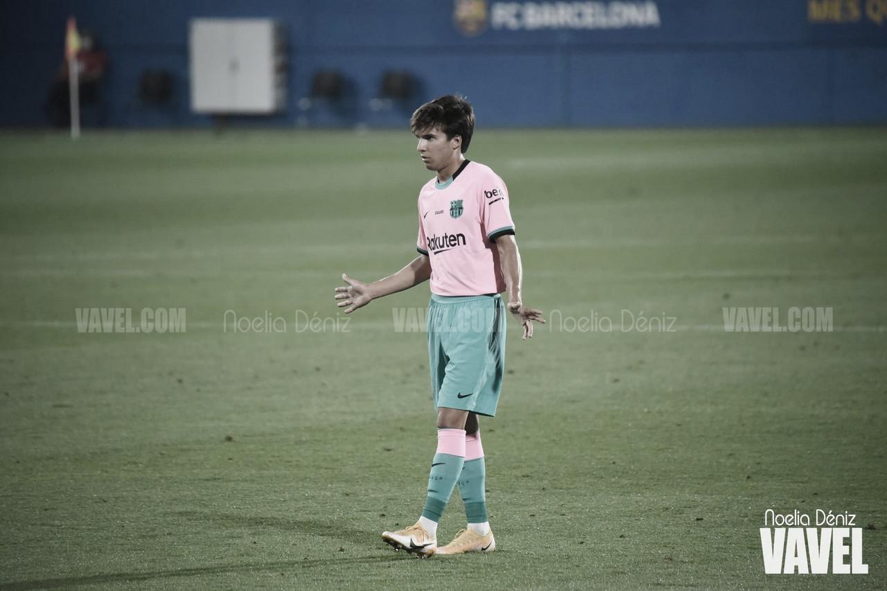 Riqui Puig se estrena como goleador en LaLiga | Foto: Noelia Déniz - VAVEL