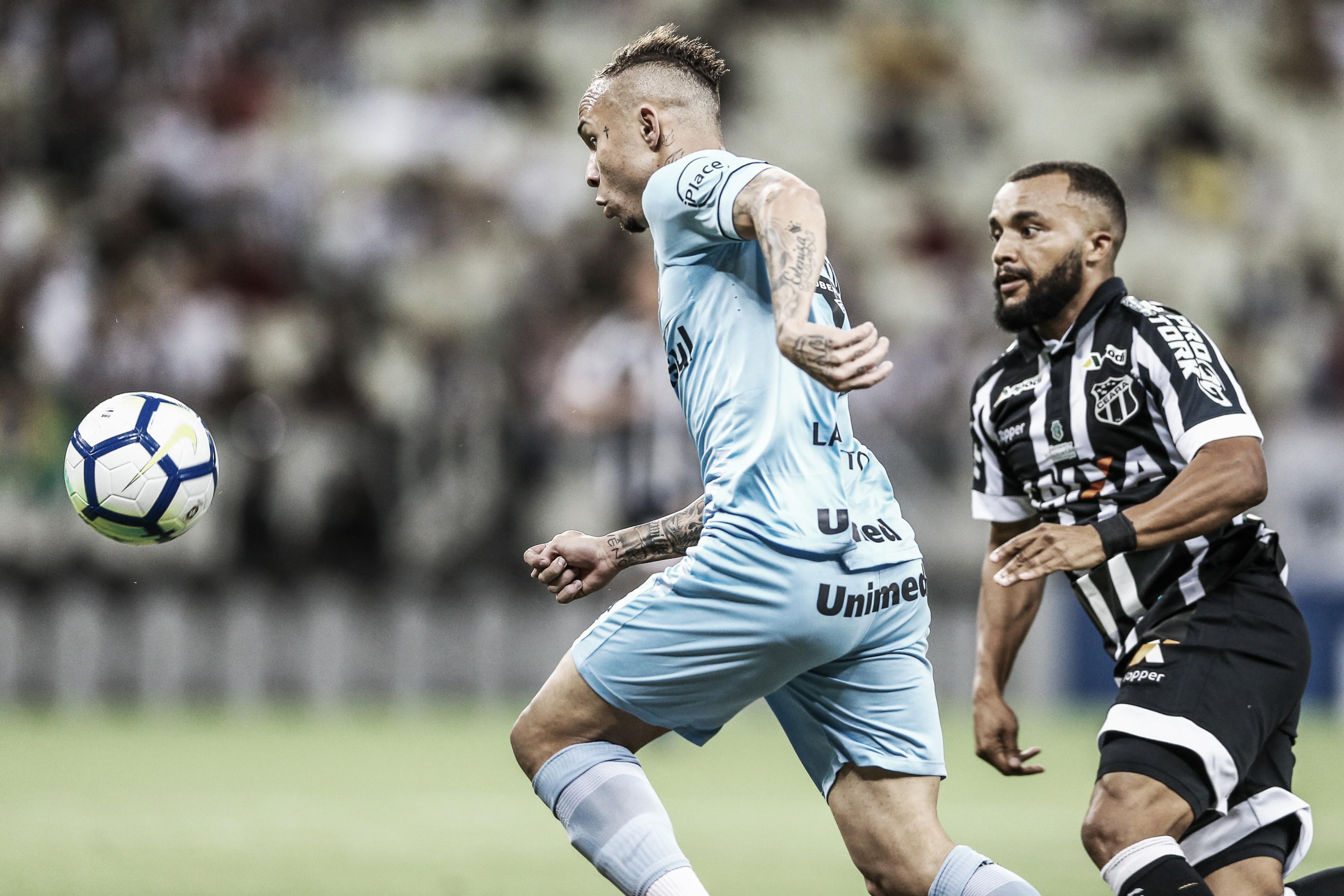 Ainda com esperanças no Campeonato Brasileiro, Grêmio recebe Ceará na Arena