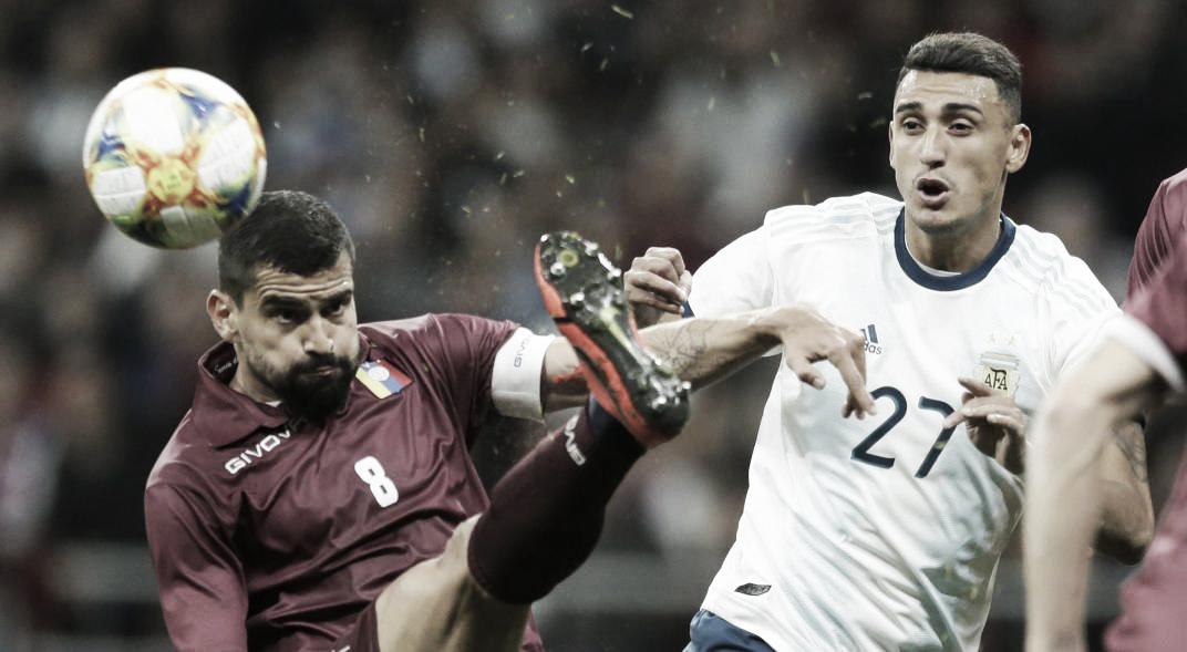 Análisis de la presencia riverplatense en la derrota de la Selección
