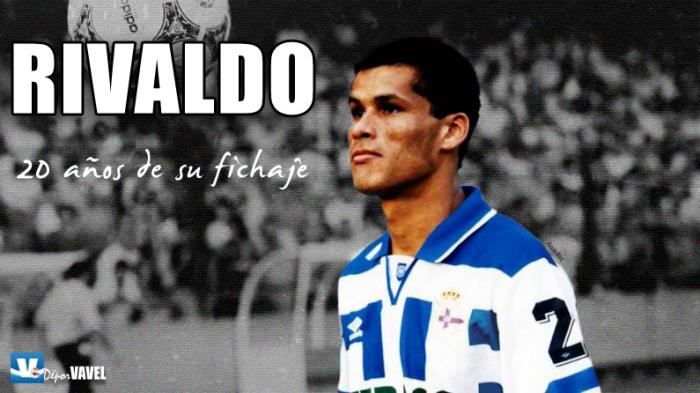 20 años del fichaje de Rivaldo