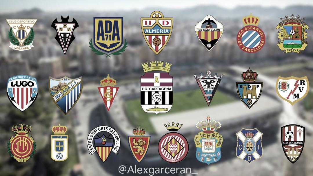 El FC Cartagena ya conoce los 21 rivales de LaLiga SmartBank