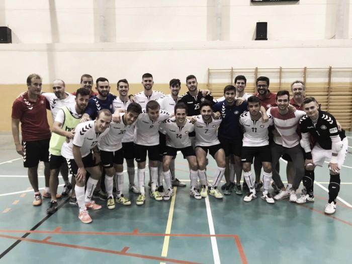 Rivas y Guardo FS dan la sorpresa en la Copa del Rey