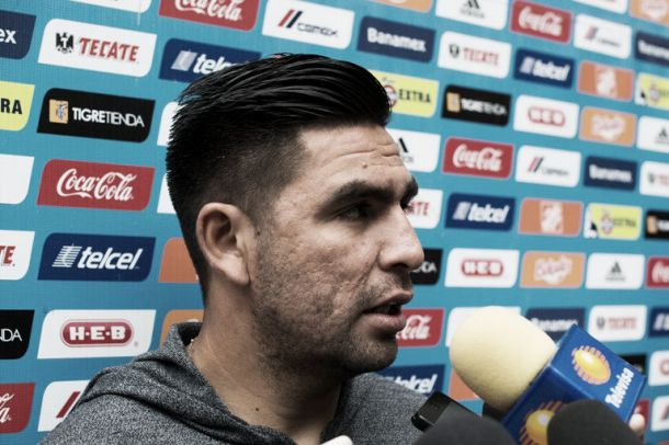 """José Rivas: """"No hay tiempo, tenemos que ganar contra Pumas"""""""