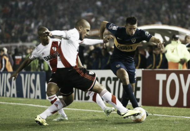 River vence Superclássico diante do Boca e sai na frente pela Libertadores