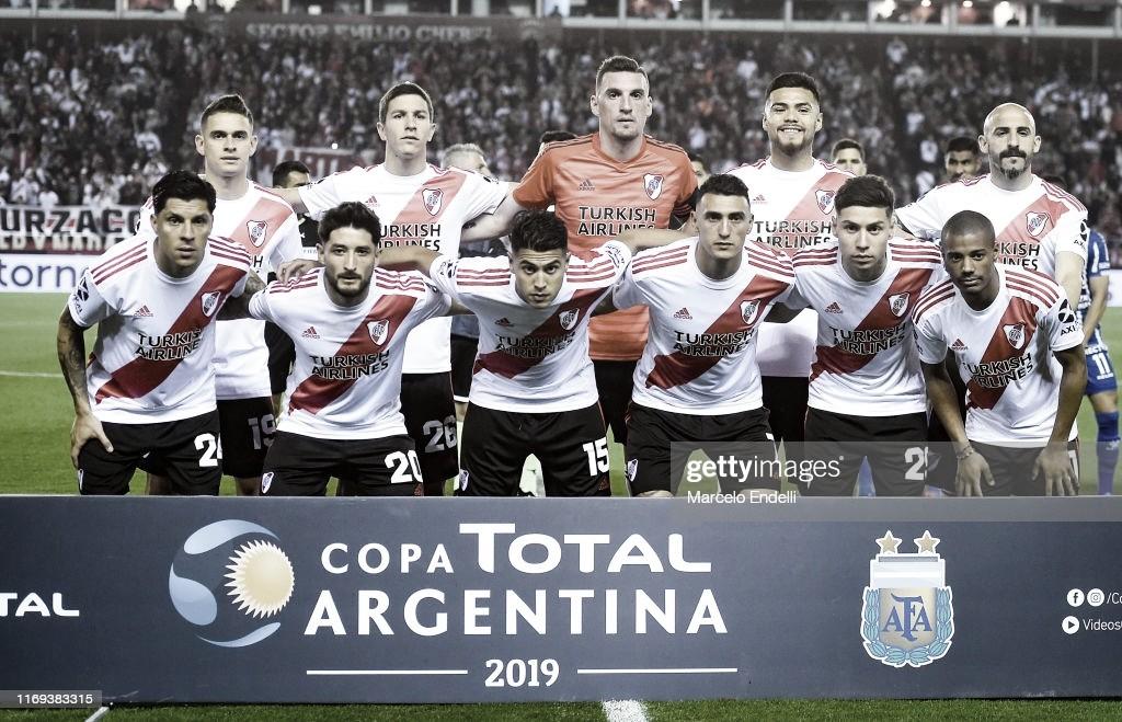 """Las excursiones del """"Millonario"""" en octavos de Copa Argentina"""