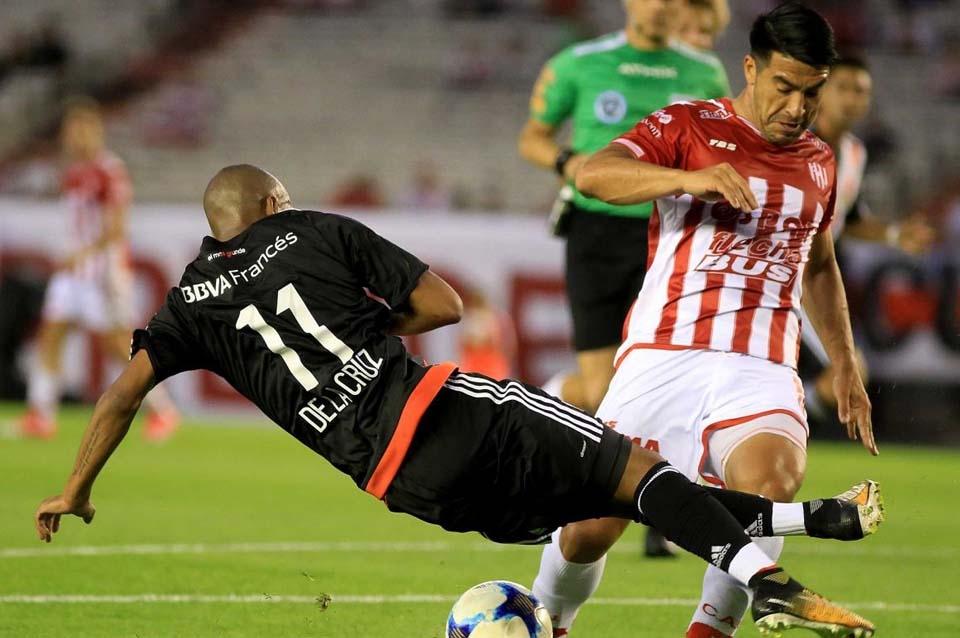 Resultado Unión vs River Plate por la SuperLiga (1-2)