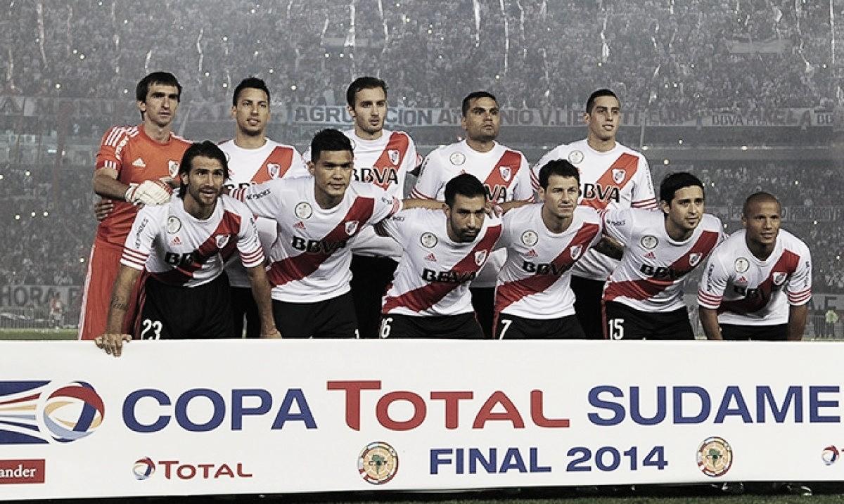 Abrochó su boleto a la Sudamericana