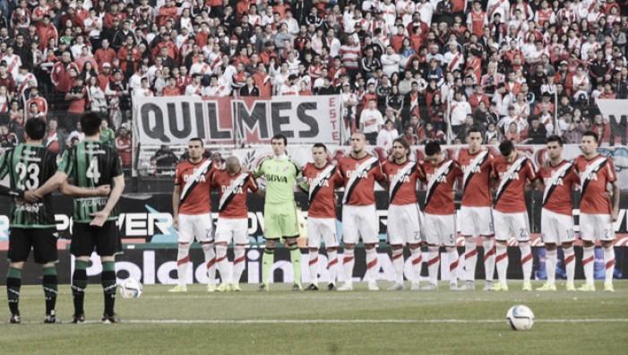 Resultado River Plate vs San Martín (SJ) por el Torneo de la Independencia 2016 (1-1)