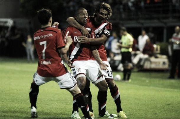 Quilmes - River Plate: puntuaciones del 'Millo'