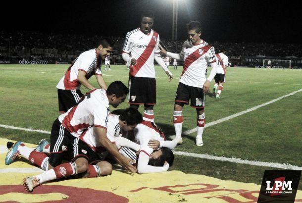 River Plate vence San Lorenzo e conquista o Supercampeonato Argentino 13/14