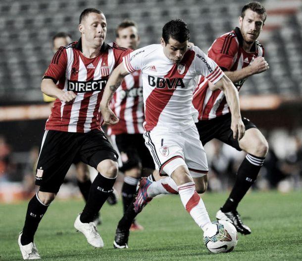 Estudiantes LP - River Plate: Puntuaciones del 'Millo'