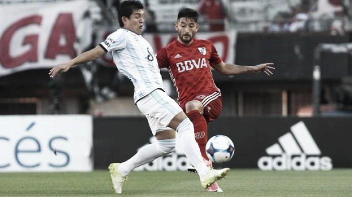 River Plate cede ante Atlético Tucumán otro pálido empate