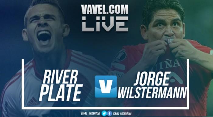 River Plate vs Wilstermann en vivo y en directo online por Copa Libertadores 2017 (3-0)