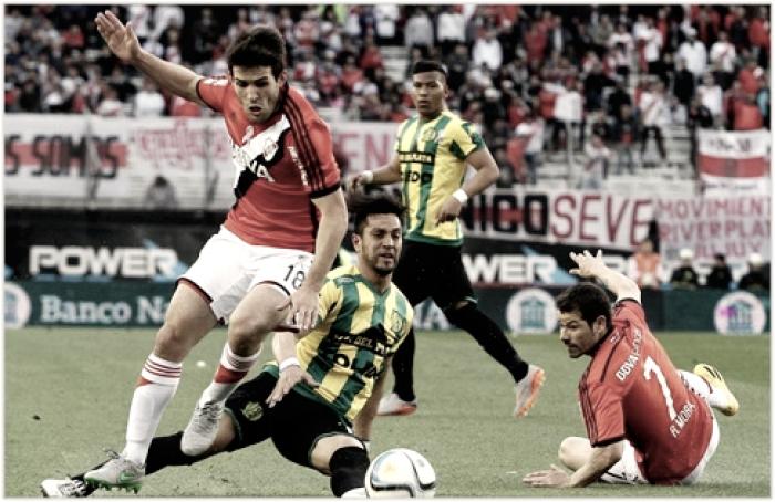 En busca de la clasificación a la Copa Libertadores 2018