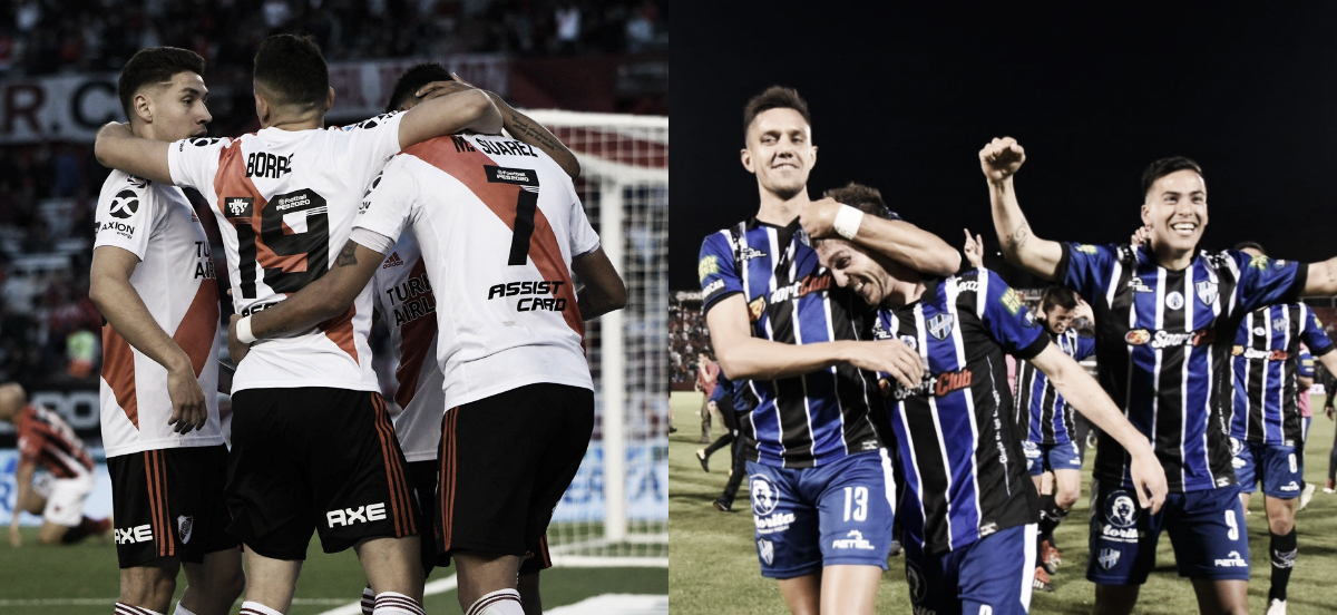 Almagro será el rival del Millonario en Copa Argentina