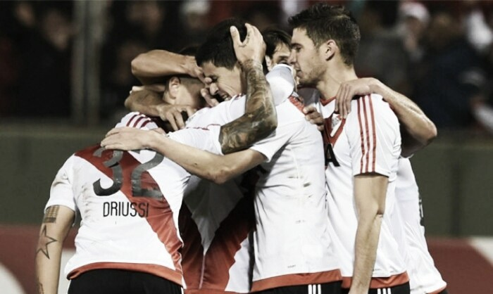 River sufrió, pero avanzó en la Copa Argentina