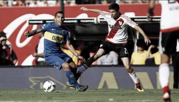 River 0 - 0 Boca: Puntuaciones del 'Xeneize'