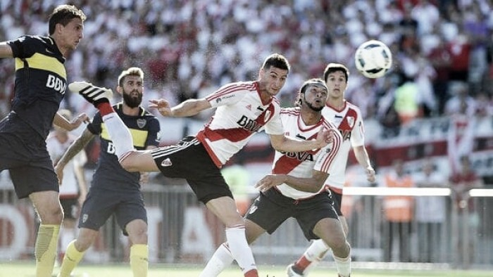"""Alario: """"Sería muy lindo hacer un gol a Boca, pero sobre todo quiero ganar"""""""