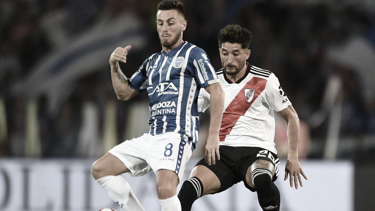 River Plate - Godoy Cruz: para estar entre los ocho mejores
