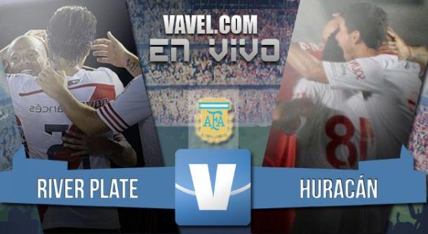 ResultadoHuracán x River Plate na Copa Sul-Americana 2015