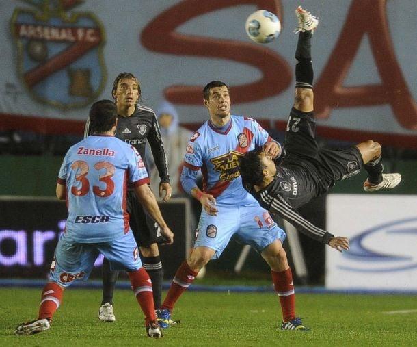 River Plate vs. Arsenal de Sarandí: dos equipos necesitados de una victoria