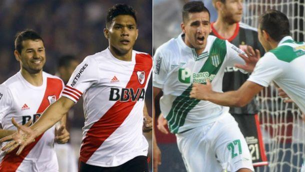 Resultado River Plate - Banfield 2015 (1-0)