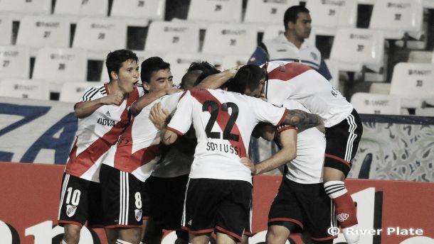 Com gol no final do jogo, River Plate vence o Godoy Cruz pela Copa Sul-Americana