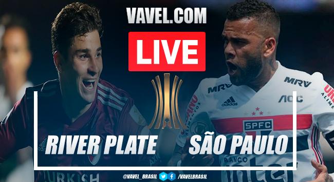Gols e melhores momentos de River Plate 2 x 1 São Paulo pela Libertadores 2020