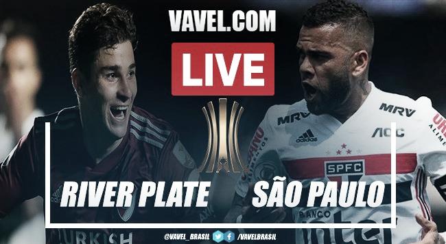 River vs San Pablo EN VIVO por Copa Libertadores (2-1)