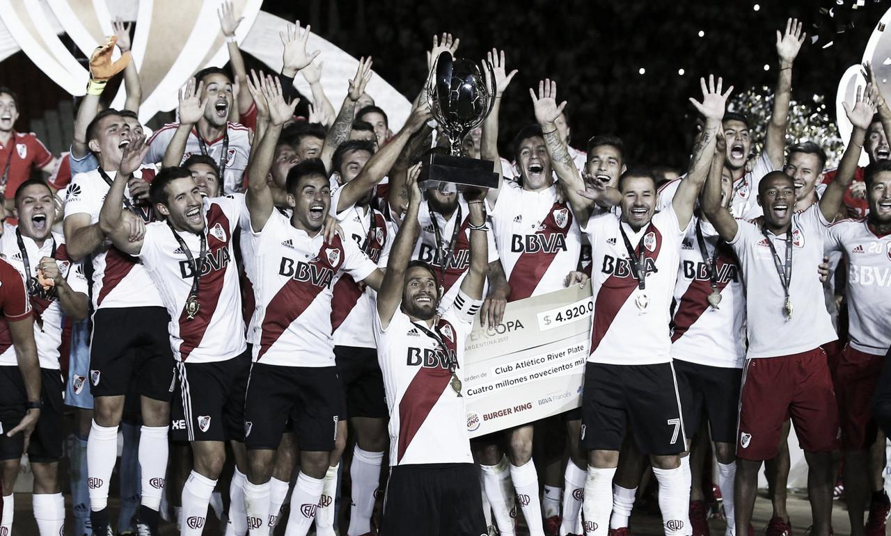 A un año del triunfo Millonario en la Supercopa