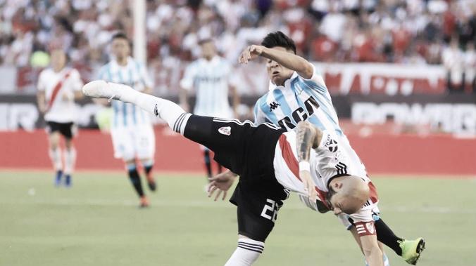 River Plate Contra Racing: Racing El Líder De La Superliga, Pierde De Visita Ante