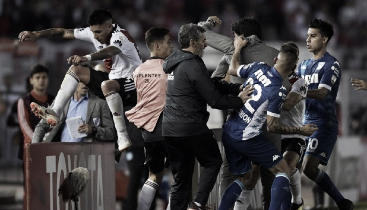 Racing se despide del sueño de la Copa Libertadores a manos de River