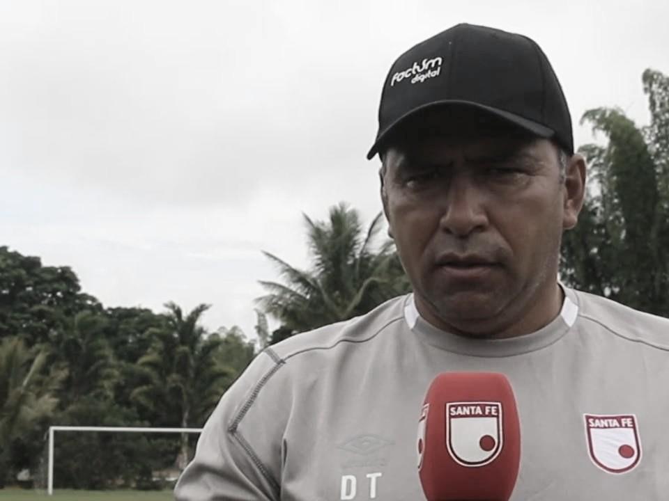 """Harold Rivera: """"Queremos enderezar el camino y volver a las victorias"""""""
