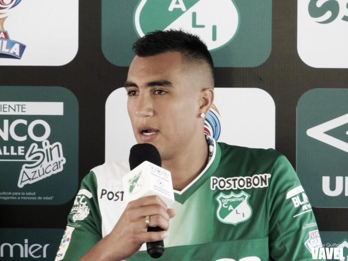 """Christian Rivera: """"Los cambios le dieron un fresco al equipo para conseguir el triunfo"""""""
