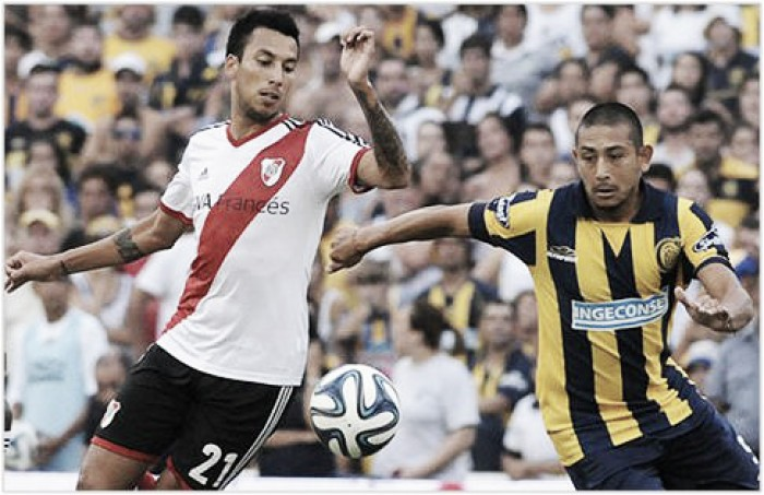 Favorable historial de River ante Central
