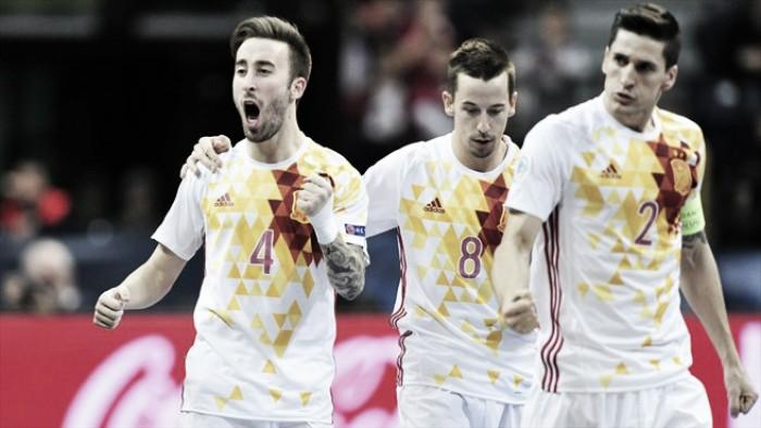 España - Kazajistán: choque de estilos