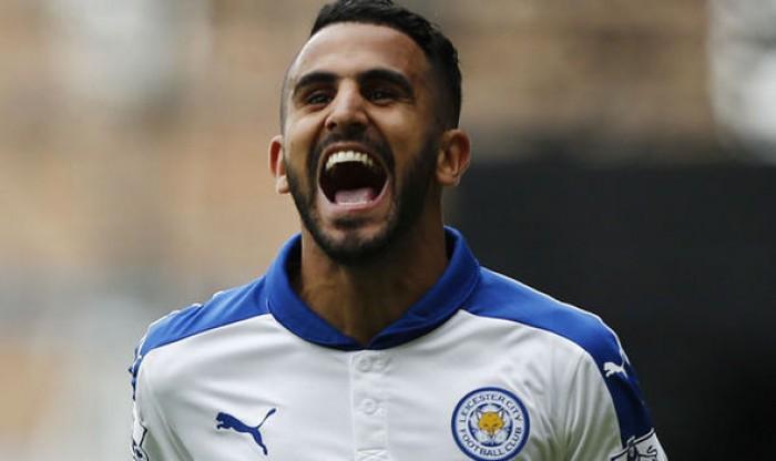 Calciomercato Roma, Mahrez escluso dalle foto Facebook del Leicester