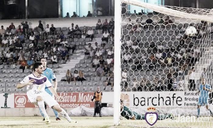 Solo el Real Jaén consiguió 'una manita' en toda la Segunda B