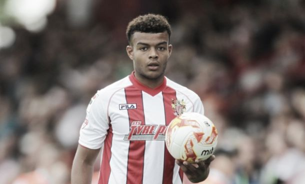 Manchester United hand 18-year-old Stevenage defender Ryan Johnson a one-week trial