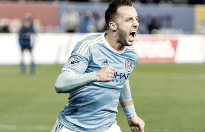 New York City FC send RJ Allen to Orlando City