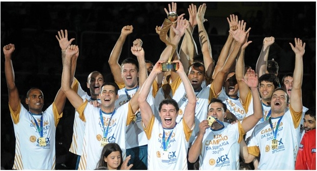 RJX vence Cruzeiro e conquista Superliga