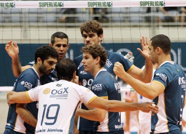 RJX vence Minas e fará final da Superliga